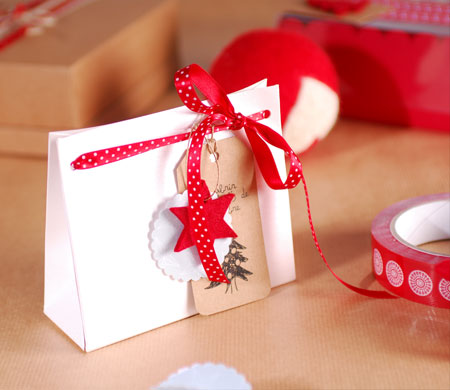 Id es de packaging pour no l i selfpackaging blog - Ideas para regalos en navidad ...