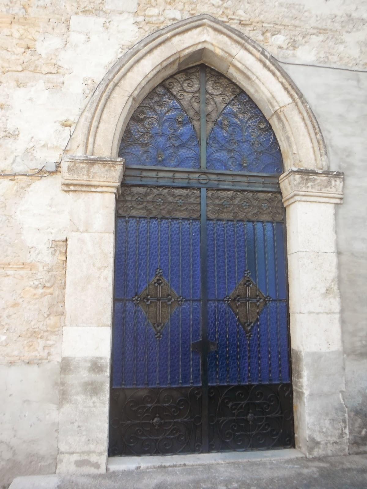 Campaners de moixent nuestra iglesia de moixent for Accesos arquitectura