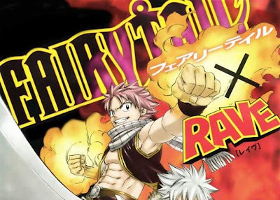 Fairy Tail X Rave Ova Subtitle Indonesia