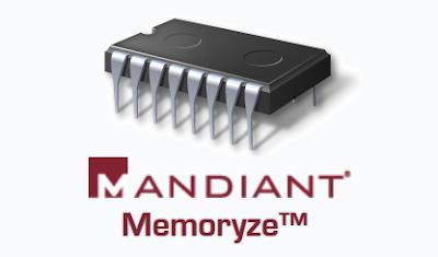 Memoryze Logo