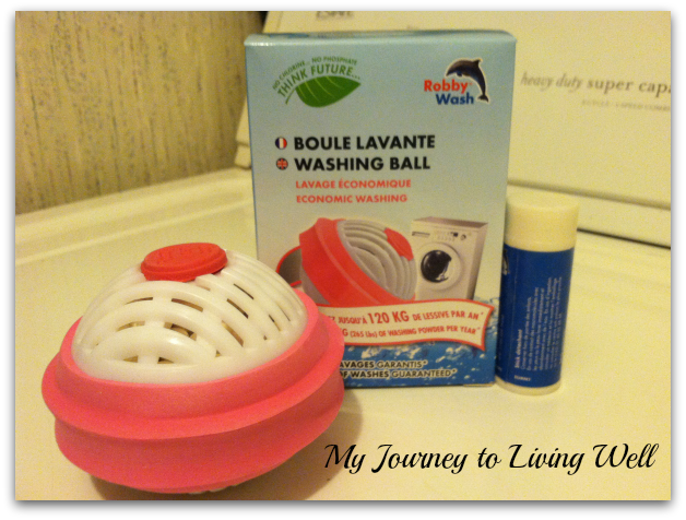 Oransi Robby Laundry Eco-Wash Ball Review