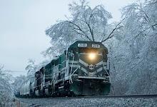 The Train to Adventureland.