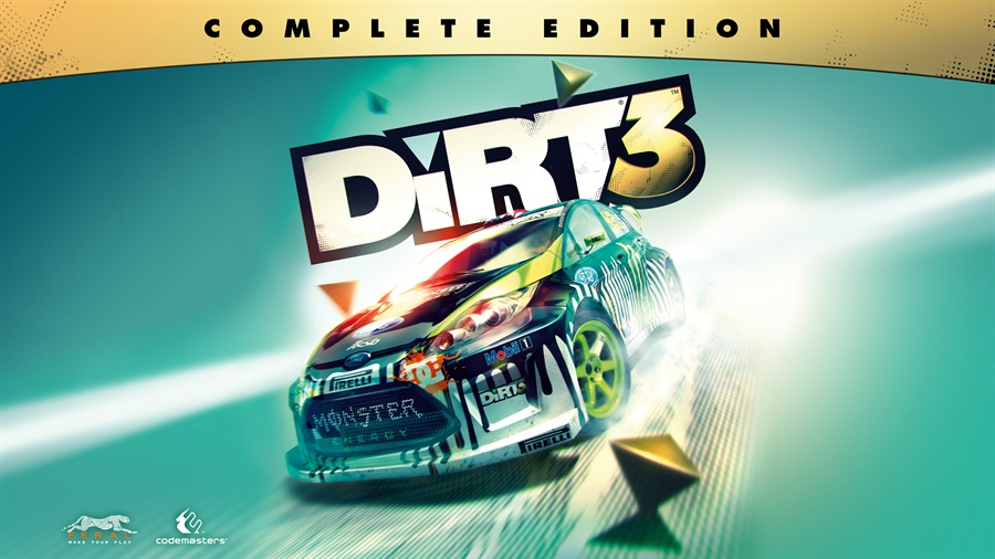 DiRT 3 Complete Edition PC Download Poster