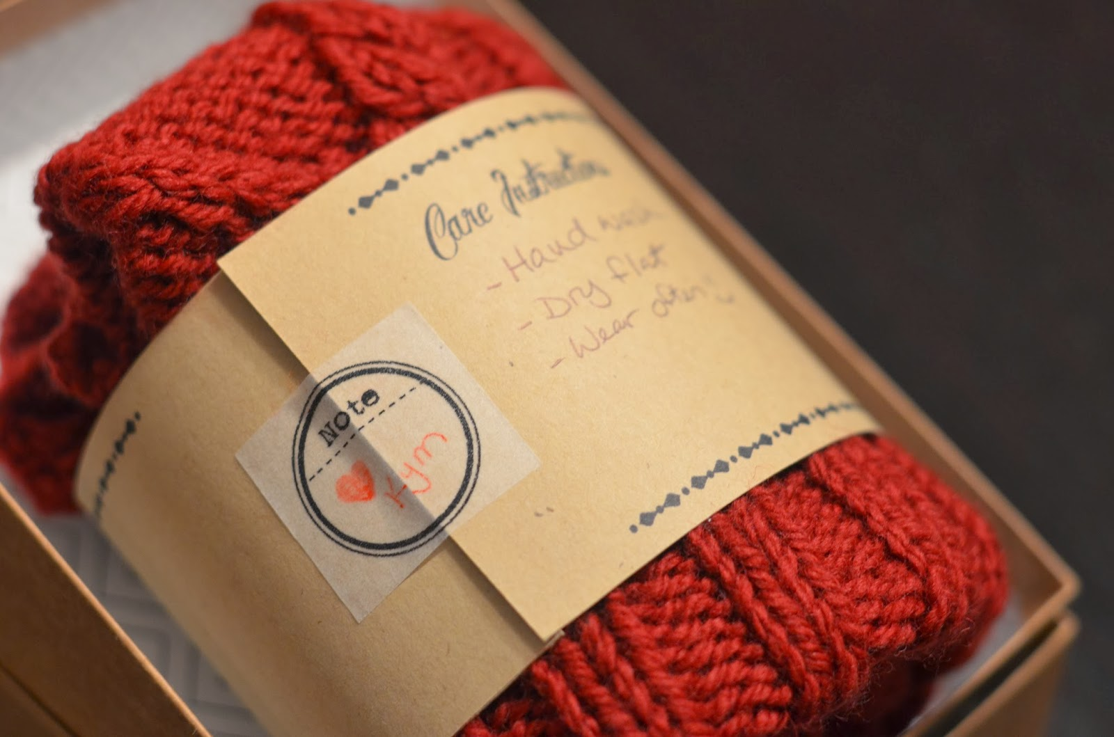 Knitting Labels Free : Free printable gift tag for handknits cobberson co