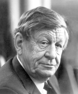 a biography of w h auden English poet wh auden becomes an american citizen on this day in 1946 auden, who was born in 1907 in england, had his first poem.
