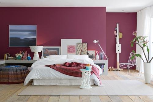 Decoração de Interiores Tendencia Novas Cores Para a Casa