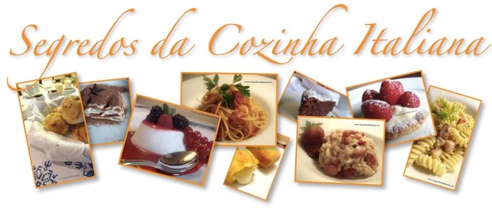Segredos da Cozinha Italiana