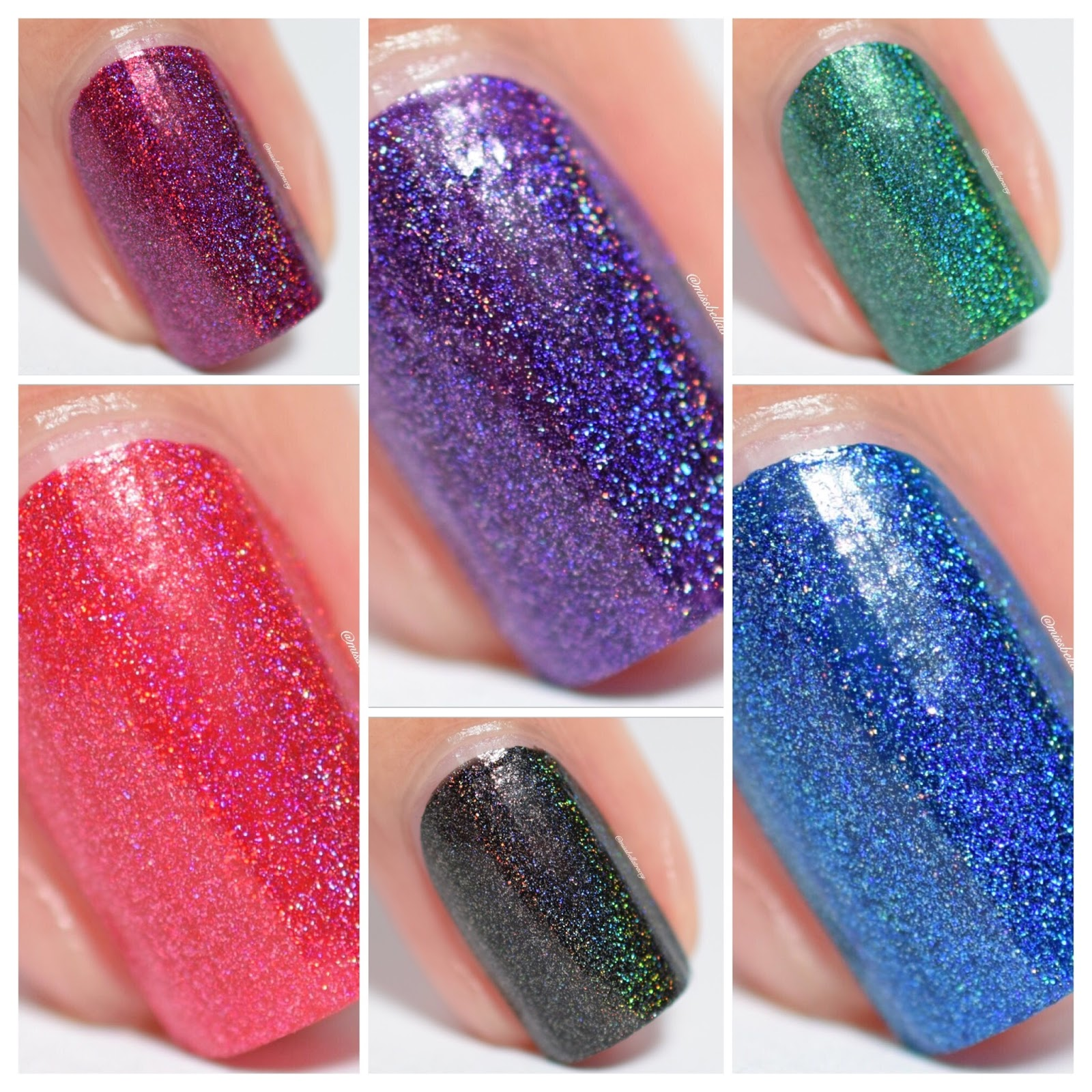 Dreamology Collection By Super Chic Lacquer