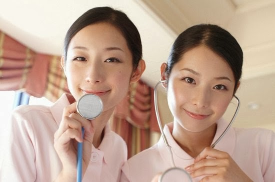 красивые японки