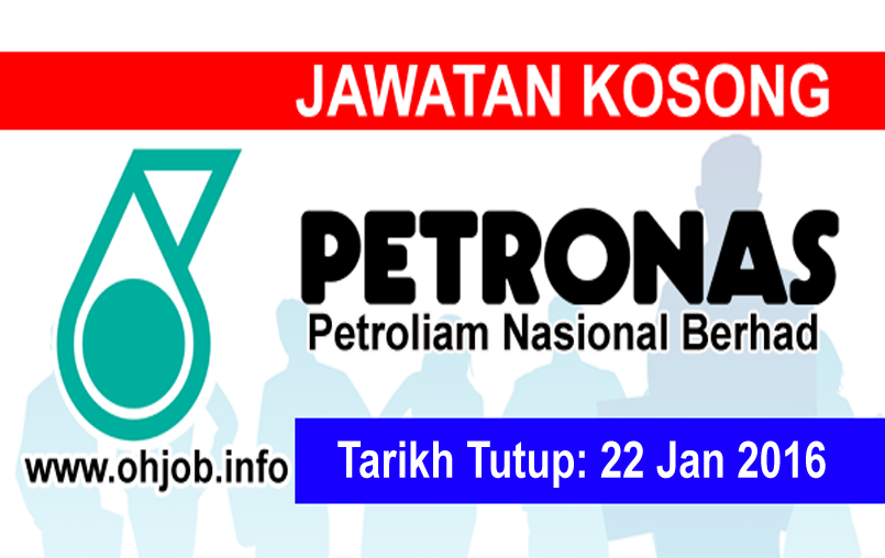 Jawatan Kerja Kosong PETRONAS ICT Sdn Bhd logo www.ohjob.info januari 2016