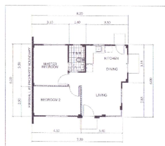 Affordable house and lot investment october 2015 Wayne homes floor plans