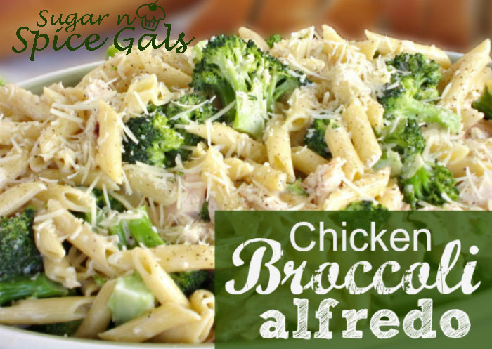 Creamy Chicken With Broccoli And Red Pepper Pasta Recipes — Dishmaps