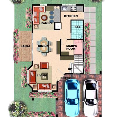 San miguel model house
