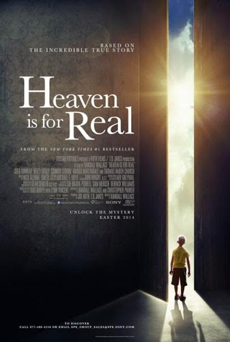 Heaven Is For Real (2014) di Bioskop
