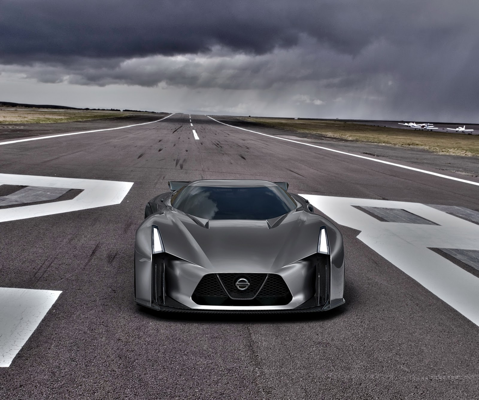 nissan says next gt-r r36 will be hybrid and look something like