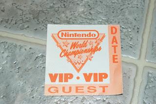 Championship VIP stiker