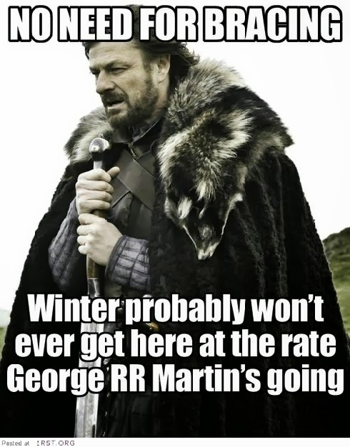 Winter Is Not Coming Game of thrones memes