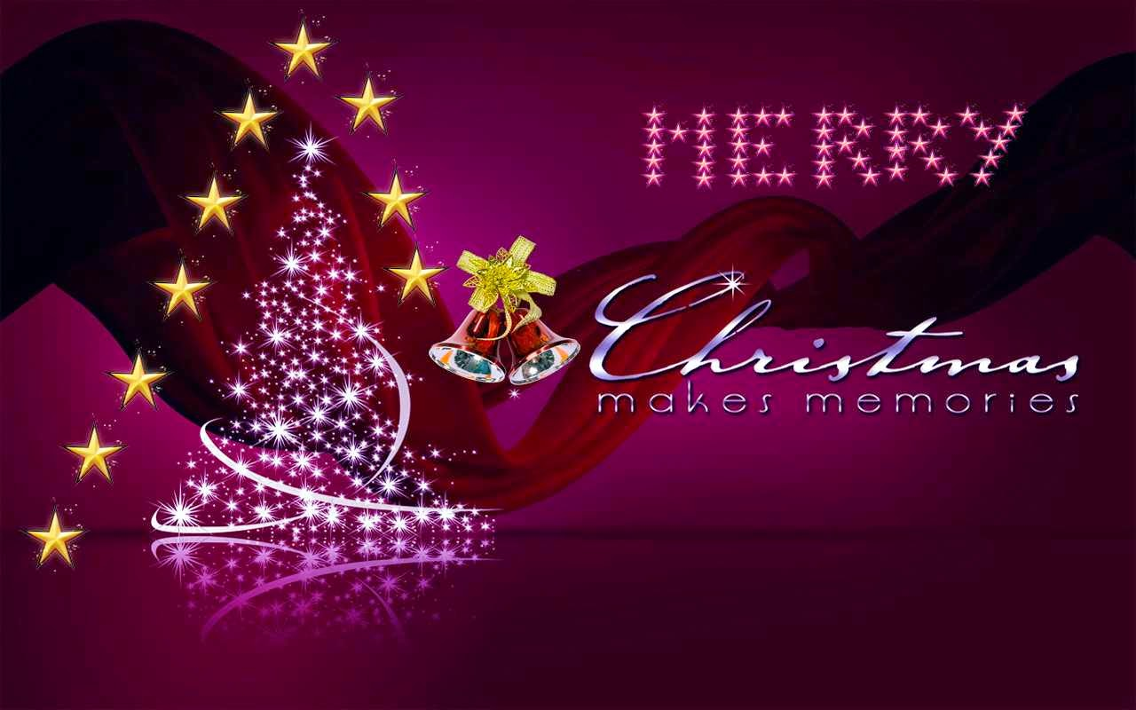 Top 5 greeting card for merry christmas 2018 fotoshop photo collection purple merry christmas wallpaper kristyandbryce Image collections
