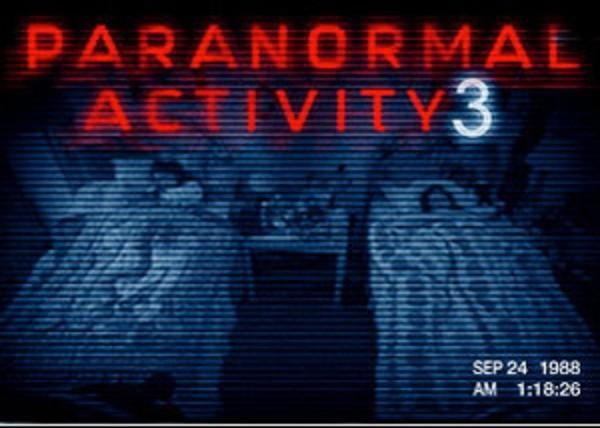 paranormal activity essay