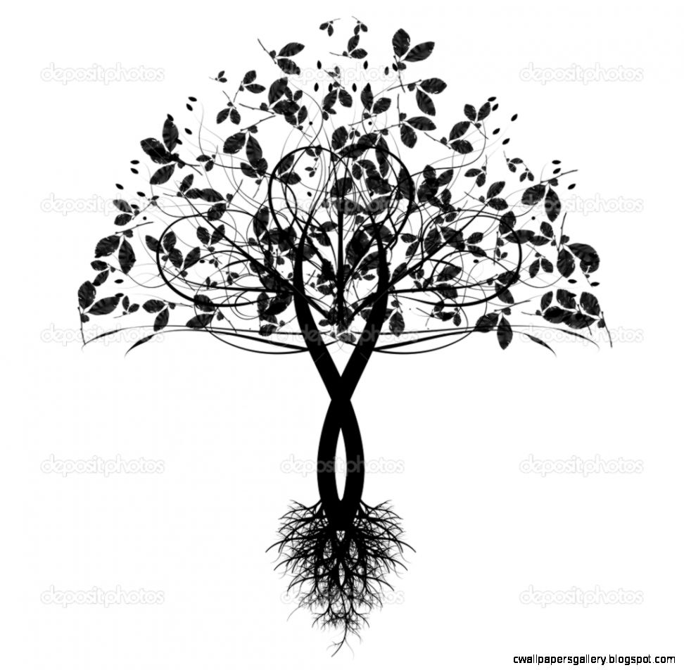 Art tree — Stock Vector © ibphoto 6656167