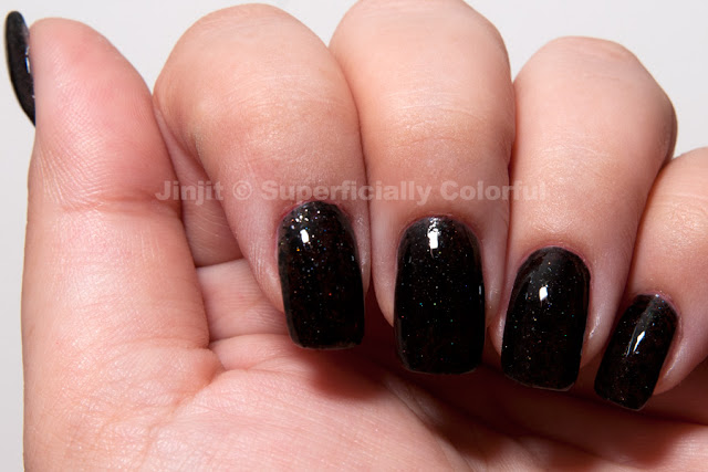 The Nail Junkie - Black Cat