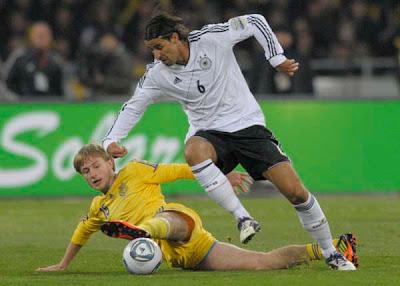 Ukraine 3 - 3 Germany (2)