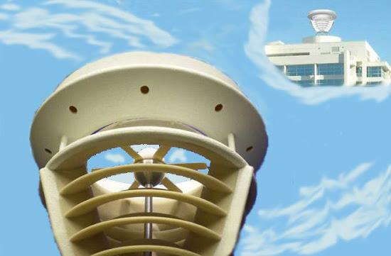Изобретение для ветровой энергии