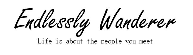 Endlessly wanderer