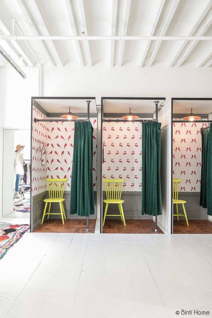Binti home blog interieurfotografie voor nieuwe winkel for Boutique room design