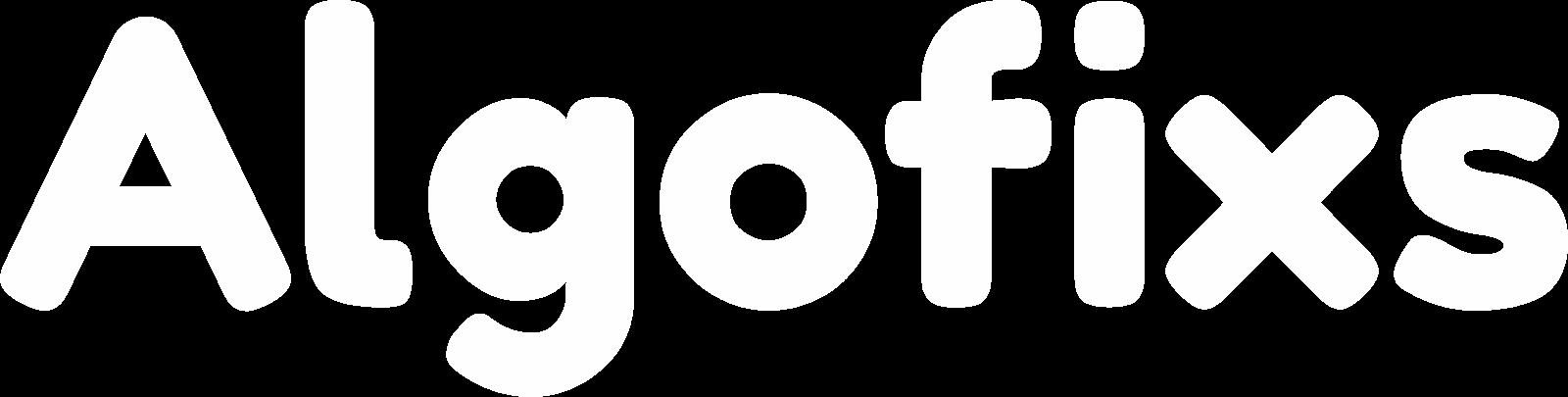 ALGOFIXS