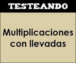trivial multiplicaciones.