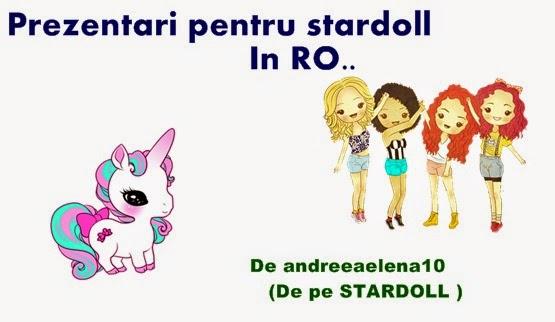 Prezentari pentru Stardoll