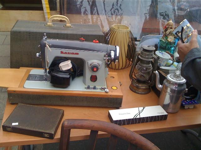 novum sewing machine instruction manual