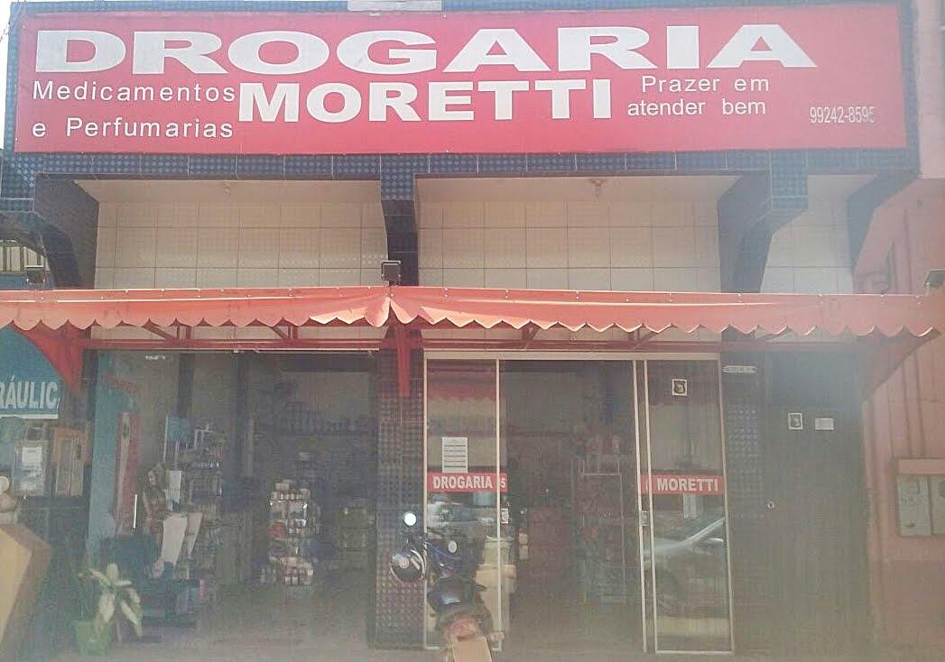 Promoção Anticoncepcional na Drogaria Moretti três caixas por 10 reais do ciclo 21