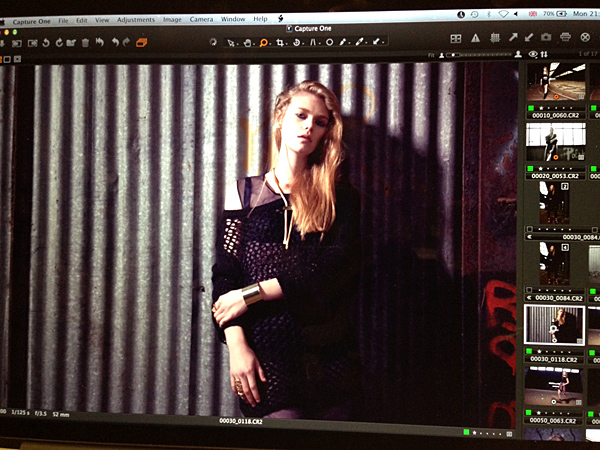 Caitlin Holleran - Cast Images model
