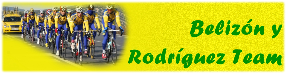 Belizón y Rodríguez Team