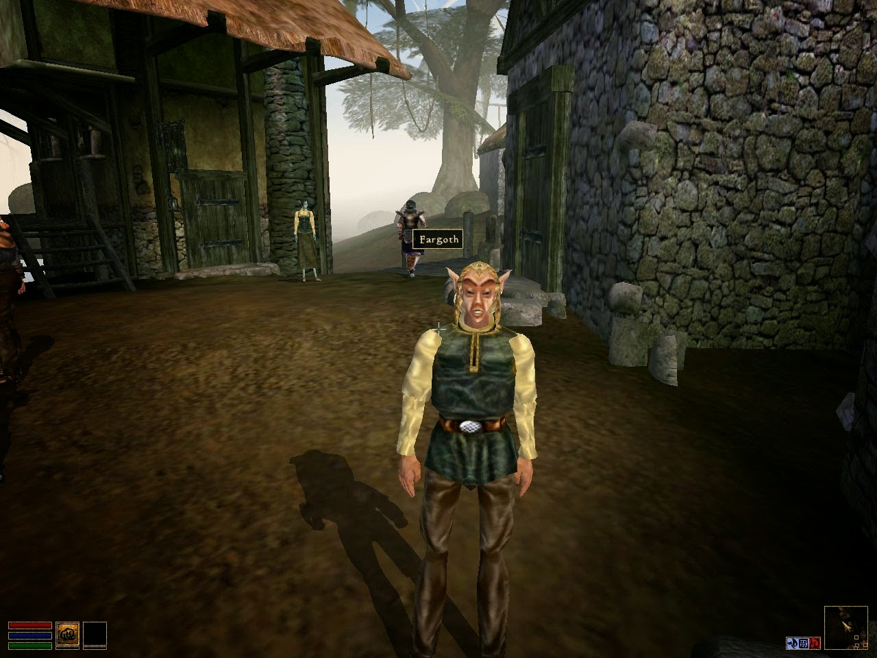 The Elder Scrolls III Morrowind Game of the Year Edition ...