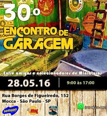 30º ENCONTRO DE GARAGEM DO JAMIL EM OFICINA ARTESANAL