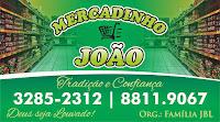 Mercadinho João-Rodelas-BA.