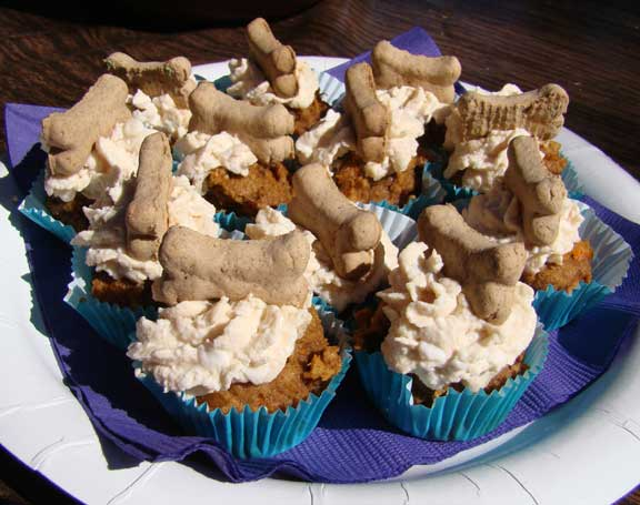dog_birthday dog_cake pupcakes