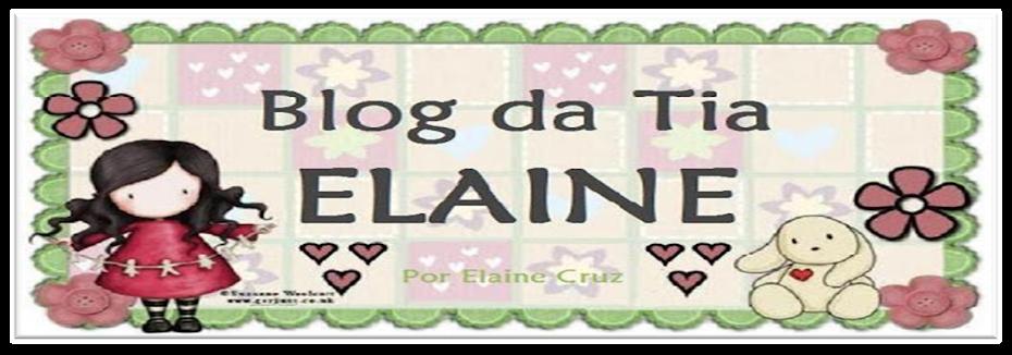 Blog da Tia Elaine