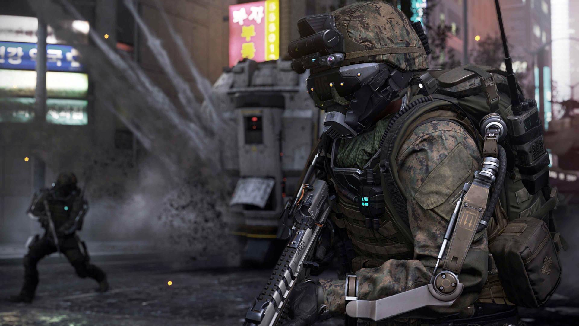 Call Of Duty Advanced Warfare 14 Wallpaper HD