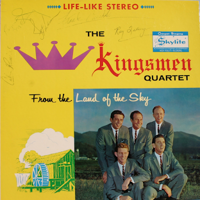 The Kingsmen Quartet-From The Land Of The Sky-
