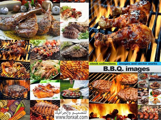 stock photo صور عالية الجودة اللحوم المشوية