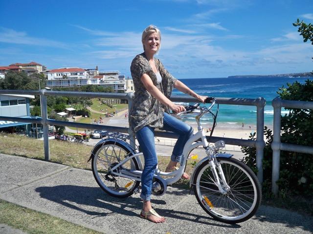 Y Electric Bondi Beach the Electric Bike Report