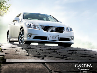 2013 Toyota Crown Royal