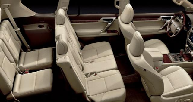 2017 Lexus TX
