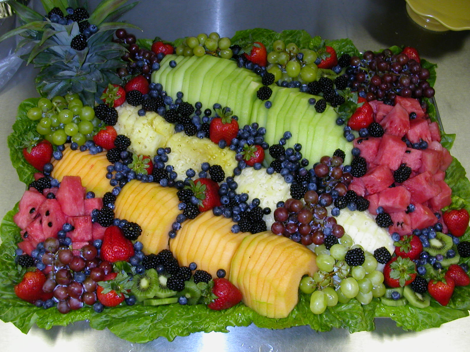 fruit tray ideas are berries fruit