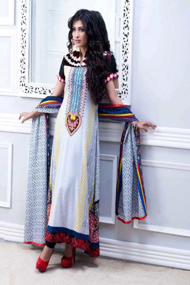 fashion world latest fashion pakistani lawn dresses