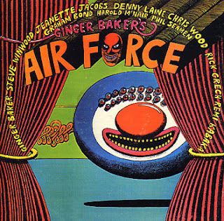 ginger baker's Air Force Songs